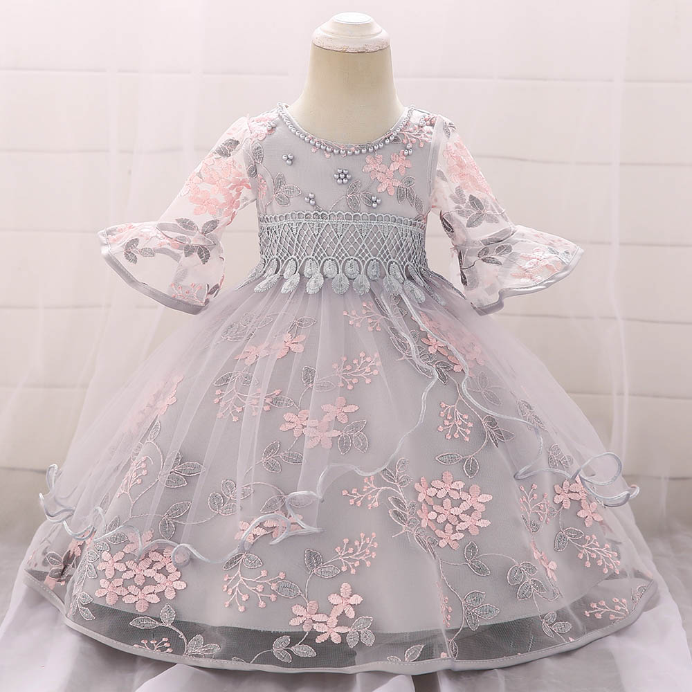 Summer Baby Girls <font><b>Dress</b></font> Newborn <font><b>2</b></font> 1st Year <font><b>Birthday</b></font> Baby Lace Princess <font><b>Dresses</b></font> For Baby <font><b>Dress</b></font> Easter Costume Infant Party <font><b>Dress</b></font> image