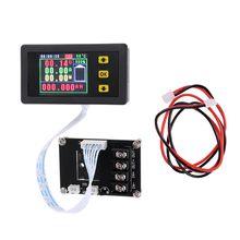 цена на VA75010S Voltmeter Ammeter Coulomb Power Capacity Meter Battery Tester Monitor