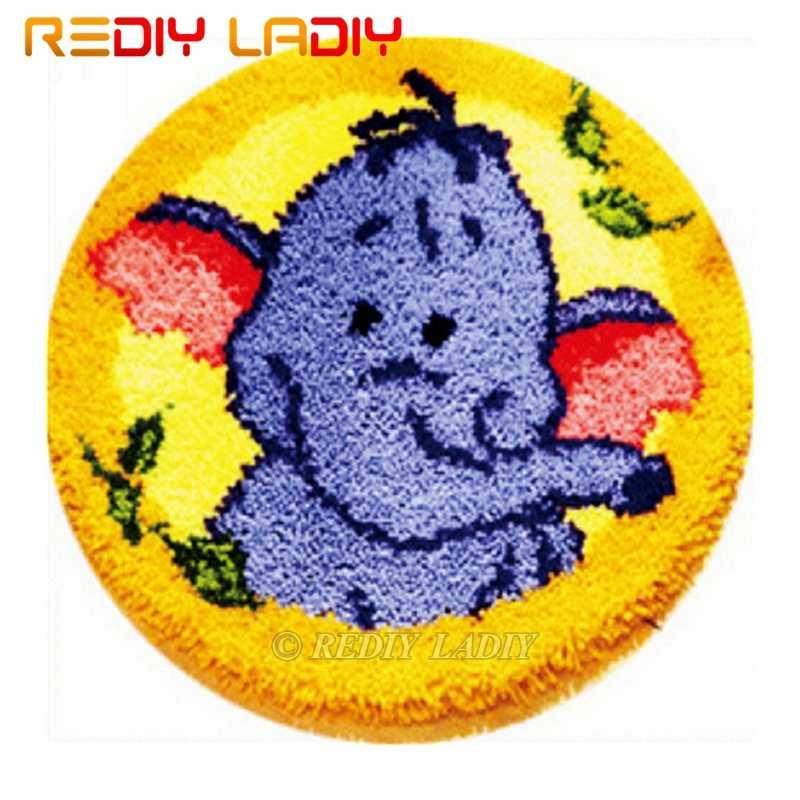 Josefina and Jeffery Crochet Elephant Rug 2017 Pattern Update ... | 800x800