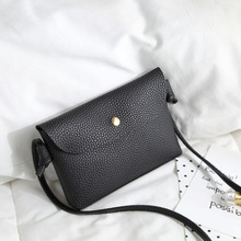 sling bagOne-Shoulder Crossbody Bag Spring and Summer New Hipster Fashion PU Leather Small Package Customization summer on new small bag woman package 2019 new pattern han banchao single shoulder satchel fashion concise joker fairy package