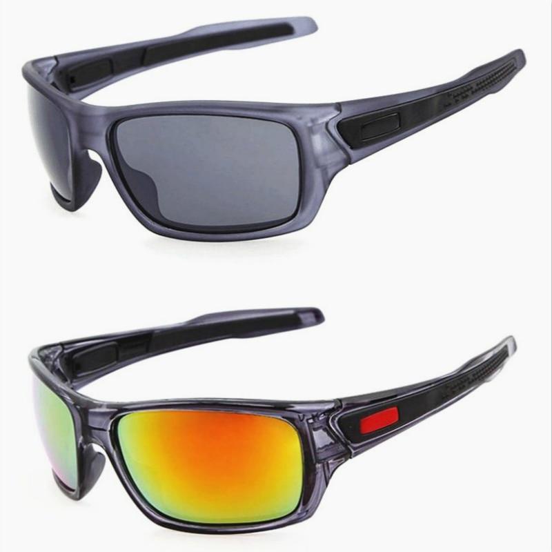 Fashion Classic Sunglasses Men Anti-ultraviolet For Sports Oversized  Luxury Brand Goggle Sun Glasses UV400