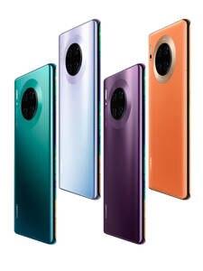 HUAWEI Mate 30-Pro Mobilephone 256gb 8gb WCDMA/GSM/LTE Nfc Supercharge Bluetooth 5.0/game Turbogpu Turbo