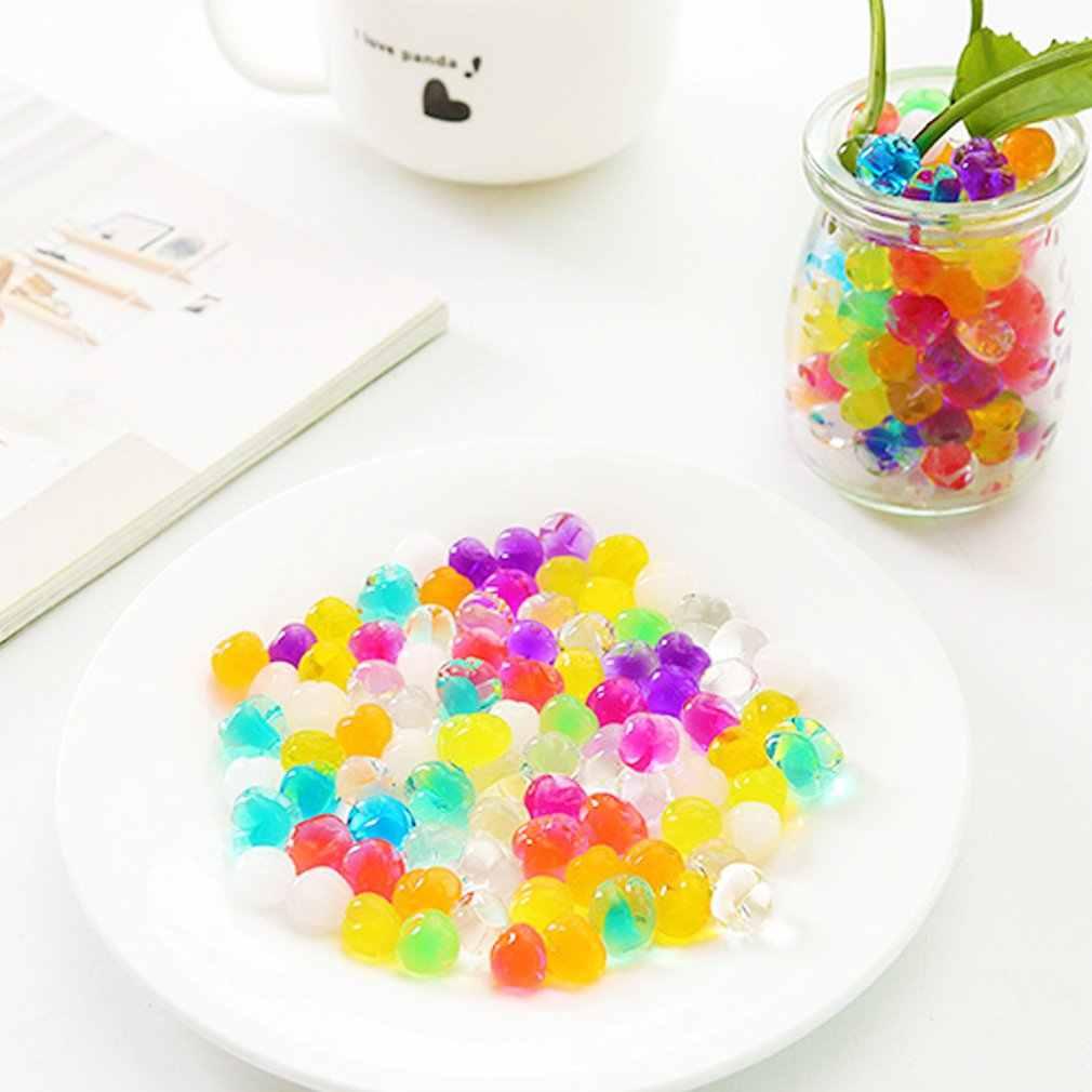 ลูกปัดน้ำสำหรับเด็กลูกปัดน้ำเยลลี่ลูกปัด Water Growing Balls สำหรับ Orbeez สปาเท้า Refill เด็ก Sensory ของเล่น