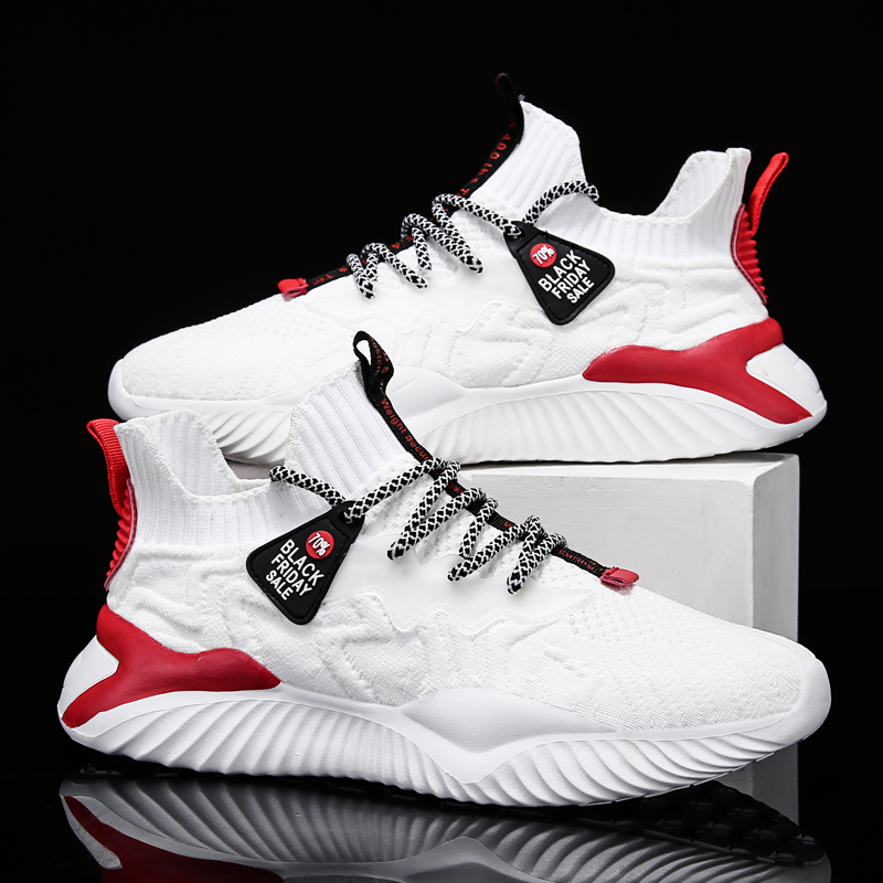 Damyuan Men Casual Shoes for Men Fashion Mesh Light Breathable Sport Running Jogging Shoes Zapatos De