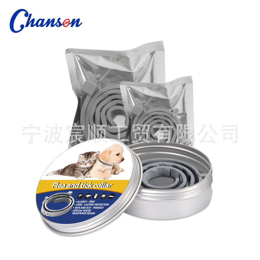 Dog Insecticide Neck Ring Cat Teddy Small Large Dogs Except Flea Preventing Ring Anti-Lice Pet Insecticide Neck Ring