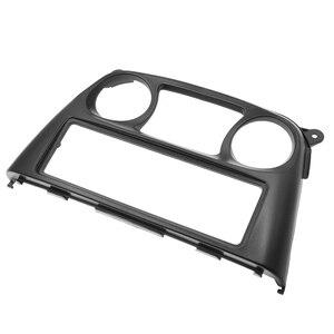 Image 5 - 1 Din autoradio Fascia pour Nissan Almera N16 2000 2006 un 1 din cadre DVD stéréo panneau Kit d'outils pour habillage Surround tableau de bord cadre