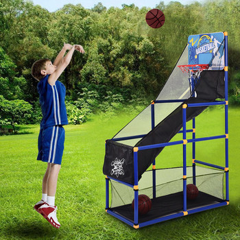 Children Basketball Hoop indoor/Outdoor Sports Kids Basketball Circle Arcade Game Toy Mini Basketball Training device HWg3
