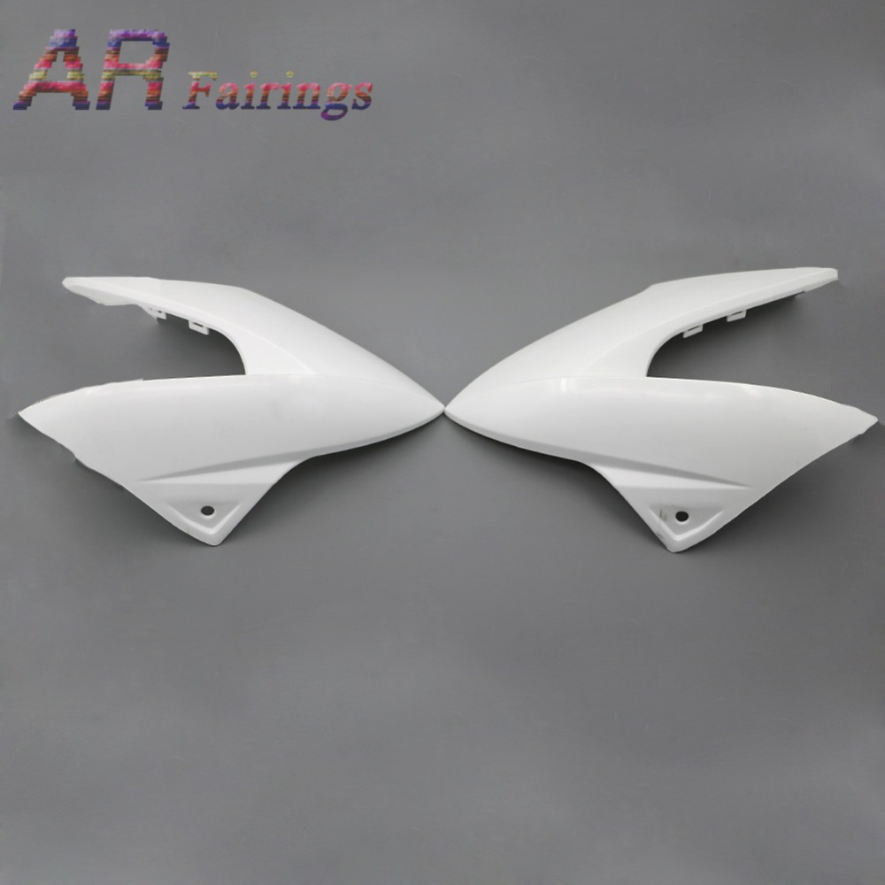 2009-2012 For Yamaha XJ6  XJ 6 Unpainted Right Left Mid Side Fairing Fairings Panel Cowling Cover 2009 2010 2011 2012