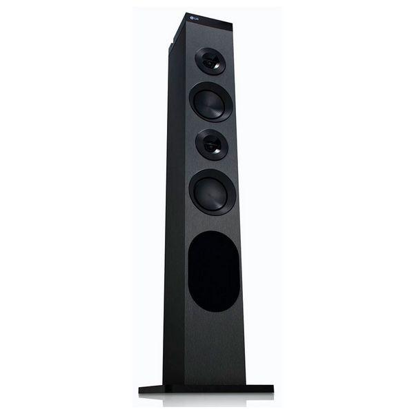 Haut-parleur LG TW RL3 130W Bluetooth WIFI Radio FM noir