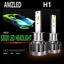 H1 Led Headlight Bulbs Mini Design Upgraded CREE Chips Extremely Bright 12000 Lumens Waterproof 72W 6000K car headlight bulbs S2