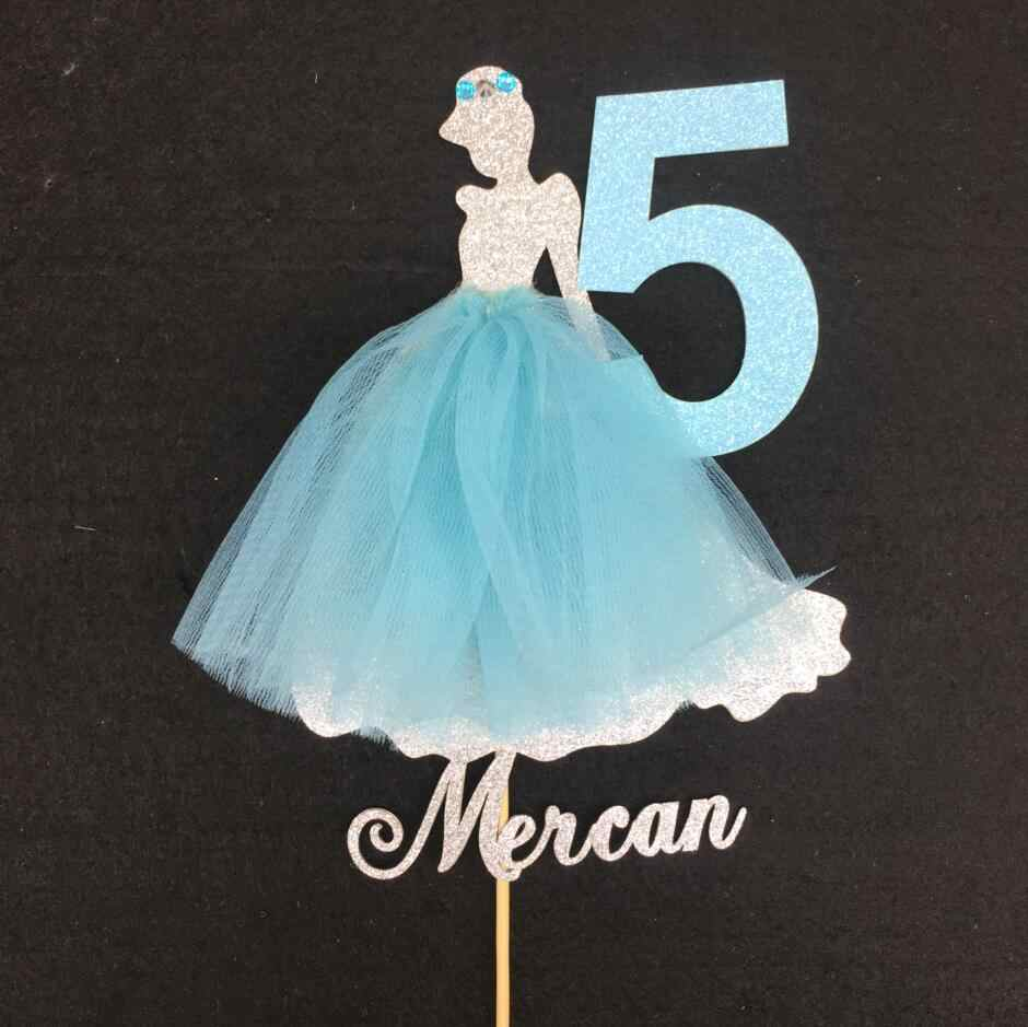 Marvelous Personalize Name Age Glitter Cinderella Princess Girls Birthday Funny Birthday Cards Online Overcheapnameinfo
