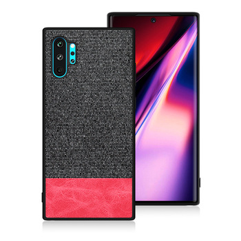 For Galaxy Note 10 Cloth Protective Silicone Shockproof Cover For Samsung Galaxy Note 10 S10 S9 S8 Plus M20 M10 A6 A7 A9 Case фото