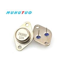 Триод высокой мощности NPN 2N3055 TO 3 15A100V 115W, 5 шт.