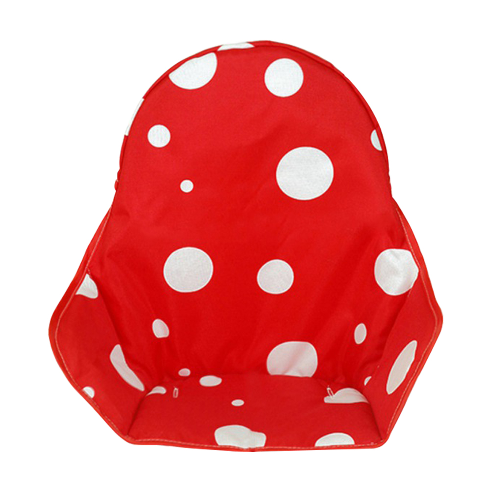 Feeding Outdoor Waterproof Oxford Kids Seat Cover For Baby Stroller High Chair Cushion Protector Polka Dot Foldable Portable