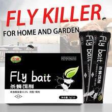 10 пакетов приманка для уничтожения мух