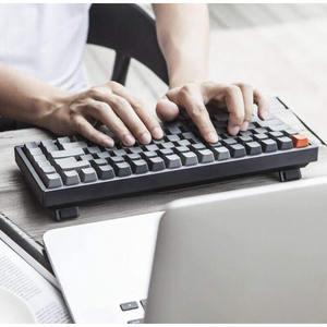 Image 3 - Keychron K2 C V2 Drahtlose Bluetooth USB Mechanische Tastatur Aluminium Rahmen, kompakte 84 Tasten RGB Hintergrundbeleuchtung N Key Rollover