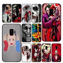 Quinn coringa Para DC comic Caixa Do Telefone para Samsung Galaxy A6 A8 Plus A7 A9 2018 A5 2017 18 J530 j7 J8(China)