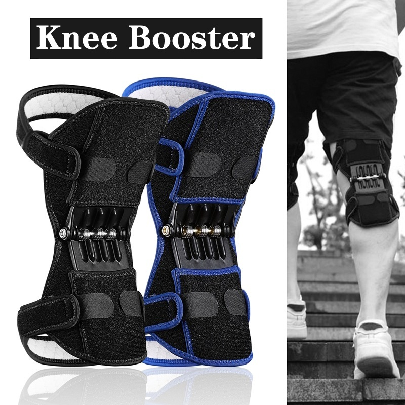 Knee Booster Protection Joint Support Sport Knee Pads Climing Power Lift Knee Booster Hiking Leg Protector Knee Booster
