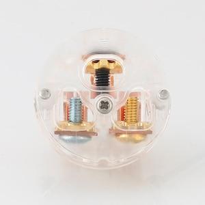 Image 4 - Viborg VF512 Top clear Hi Performance pure copper IEC AC Connector