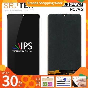 For Huawei Nova 5I Display P20 Lite 2019 Touch For Huawei Nova 5I Pro Screen Digitizer Assembly For Huawei Nova 5I LCD Display фото