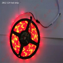 2812 12v led strip 30leds/m non-watertight Magic lantern with highlight Colored lights article 5mter/lot