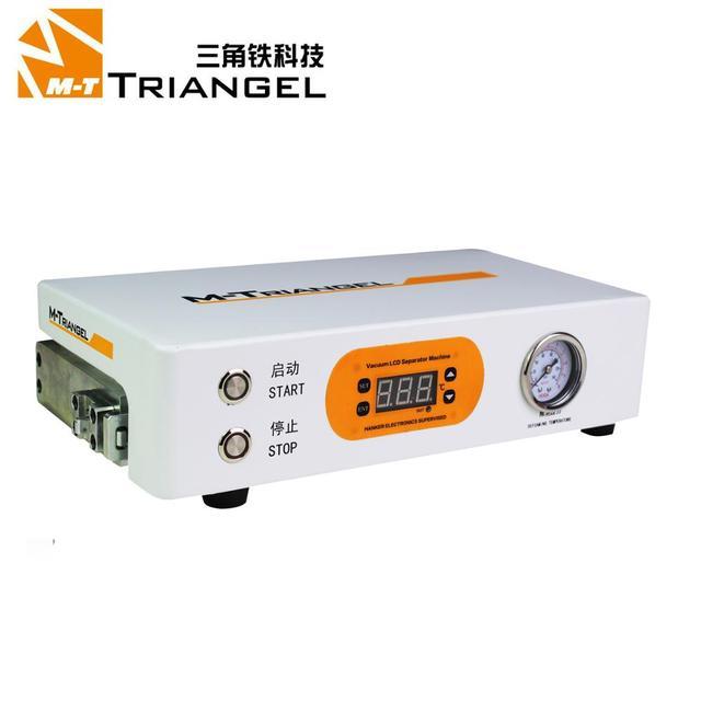 LCD Separator M1 Maschine Flache Bildschirm LCD Blase Entferner Maschine Hochdruck LCD Sanierung 7″ touch Screen Separator Reparatur