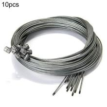 Brake-Cable-Sets Shifter-Gear Core-Inner-Wire Bike Bicycle Speed-Line MTB 10pcs