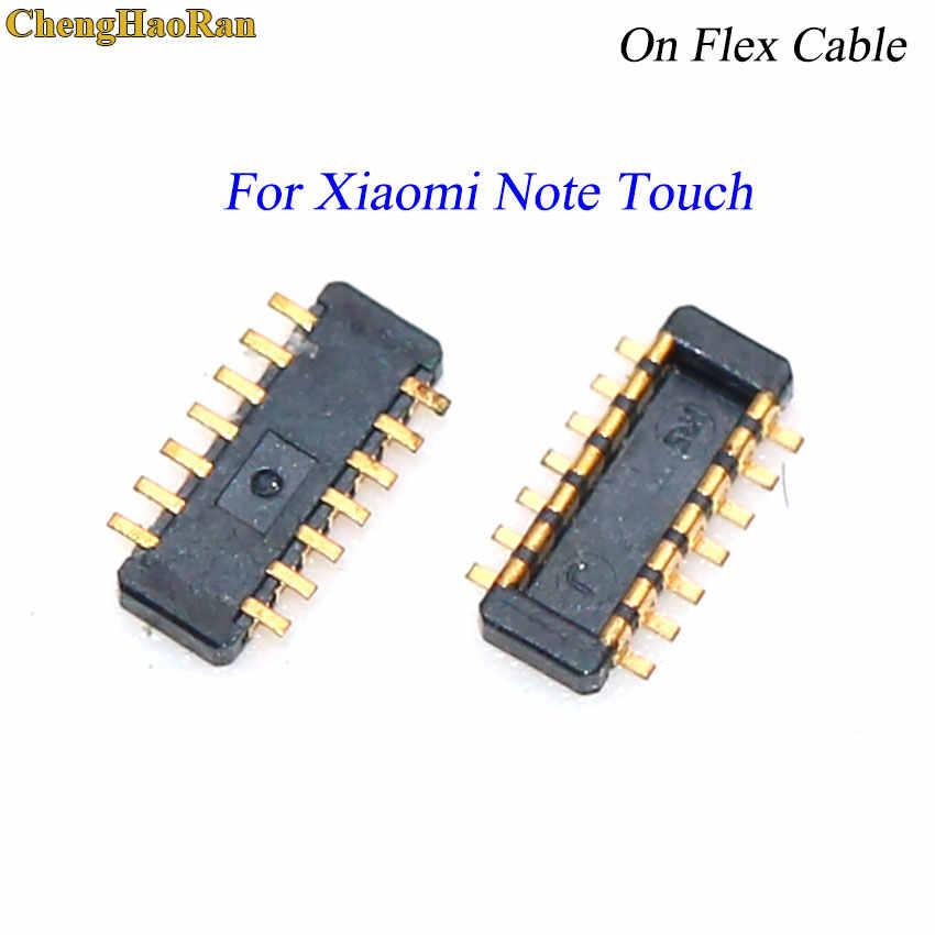 1PCS LCD Touch Screen Digitizer di tocco FPC Connettore Spina Bordo Spille Per Xiaomi redmi M2 M3 M4 Nota Max redmi 3 su cavo della flessione