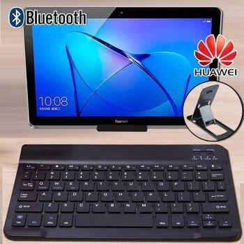 "Bluetooth Keyboard for Huawei Honor Pad 5/Play Note 9.6""/WaterPlay 10.1/MediaPad 10/M2 10/M3 10/M5 10/M6 10.8 Tablet Keyboard 1"