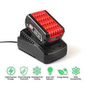 Image 5 - Сменное зарядное устройство 3.0A для Bosch 14,4 в 18 в, аккумулятор BAT609G BAT618 BAT618G BAT609, зарядное устройство для литиевых батарей быстрой зарядки