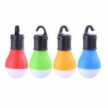 4 cores portátil pendurado tenda lâmpada de emergência led lâmpada luz acampamento lanterna para atividades montanhismo mochila ao ar livre