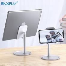 RAXFLY Phone Holder Desk Tablet Universal Desktop Stand For Mobile Cellphone Mount