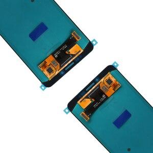 """Image 3 - Tela super amoled lcd 100% """"original, display para samsung galaxy c9 pro lcd c9000 c9 lcd touch screen digitalizador peças de reposição"""