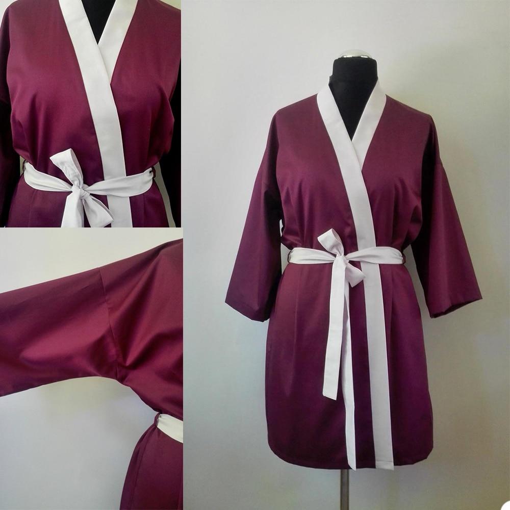 2021 Custom Nightgown Winter Palace Style Long-Sleeved Short-Waisted Ladies Pajamas