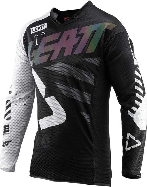LEATT Bicycle jersey crossmax moto Jerseys motocross spexcec mx bike mtb t-shirt summer downhill long sleeve cycling clothes dh