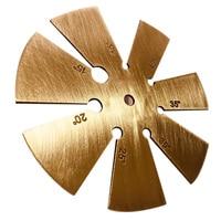 Transferidor tradicional torneamento ferramenta transferidor dedicado para tornos de madeira