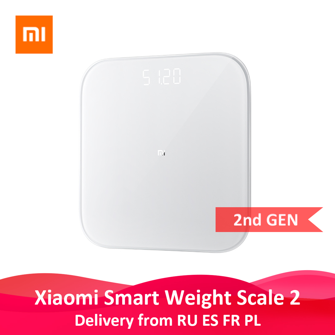 Scale-Support Health-Weighting-Scale Digital Xiaomi Android 9-Mifit-App Bluetooth 5 2