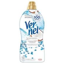 Кондиционер для белья Кокосовая вода и Минералы «Ароматерапия+» Vernel, 1,82 л
