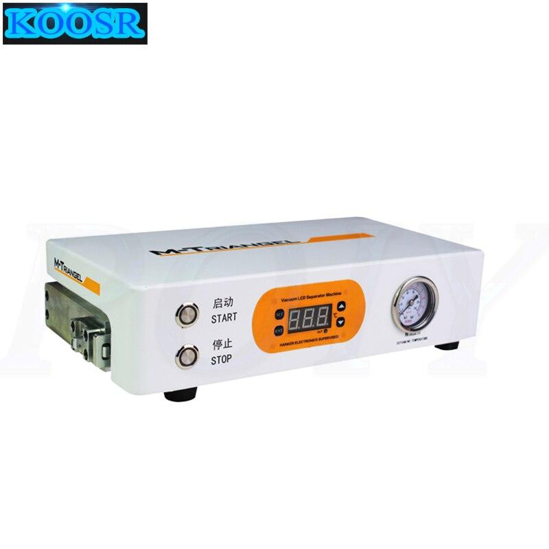Mini High Pressure Auto LCD Autoclave Bubble Remove Machine Remove LCD Bubble OCA Bubble For 7