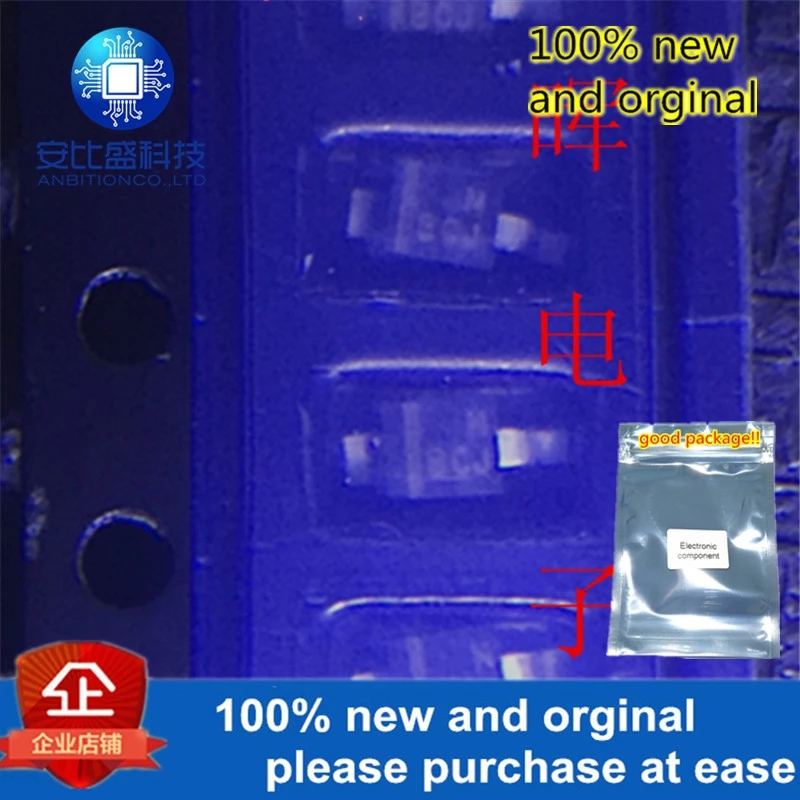 10pcs 100% New And Orginal MBRM140T3G SOD-123 Silk-screen BCJ In Stock