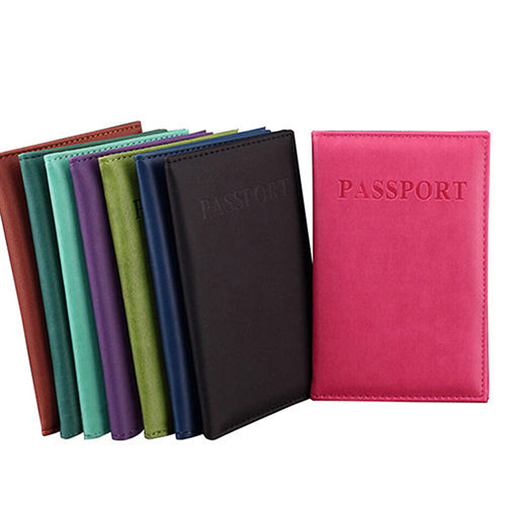 Passport Package Cover Dedicated Nice Travel Passport Case ID Card Holder Protector Organizer Passport Package Cover