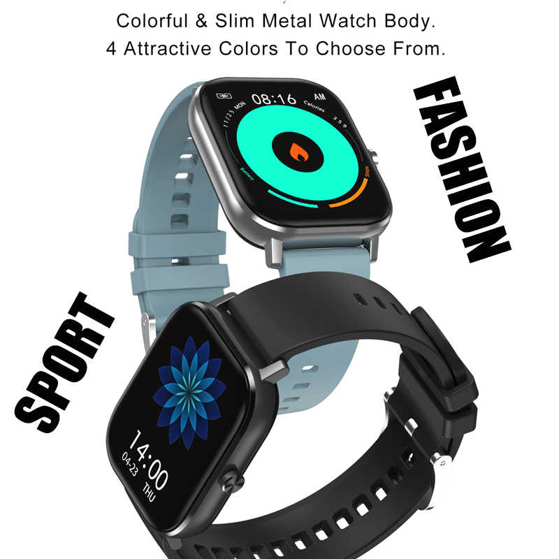 2020 P8 pro montre intelligente Bluetooth appel musique ECG fréquence cardiaque Sport Fitness tracker hommes horloge intelligente Dt35 PK IWO max Smartwatch