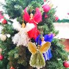 Christmas Feather An...