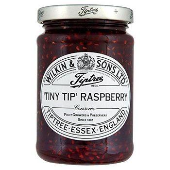 Tiptree Tiny Tip Raspberry Conserve (340g) - Packung mit 6