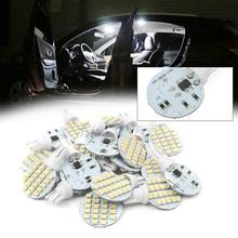 20Pcs T10 W5W 921 194 2825 168 24SMD Side Wedge Auto Rv Landscaping Led-lampen