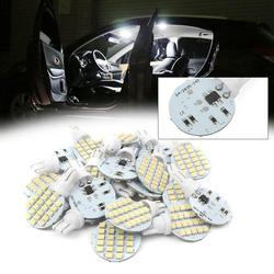 20pcs T10 W5W 921 194 2825 168 24SMD Side Wedge Car RV Landscaping LED Light Bulbs