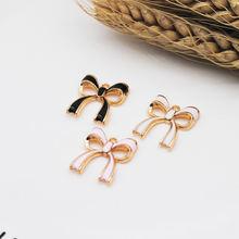 10 шт/лот хорошее качество розовый/черный/белый галстук бабочка