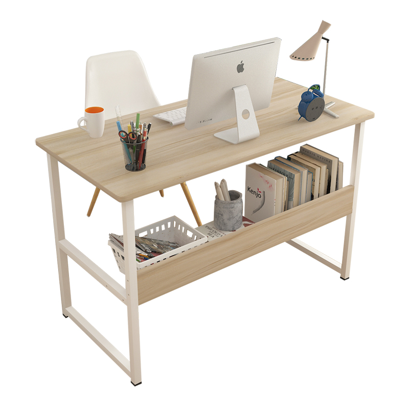 Desktop Computer Desk Notebook Table Foldable Free Installation Simple Bedside Table Desk Desk Lazy Table