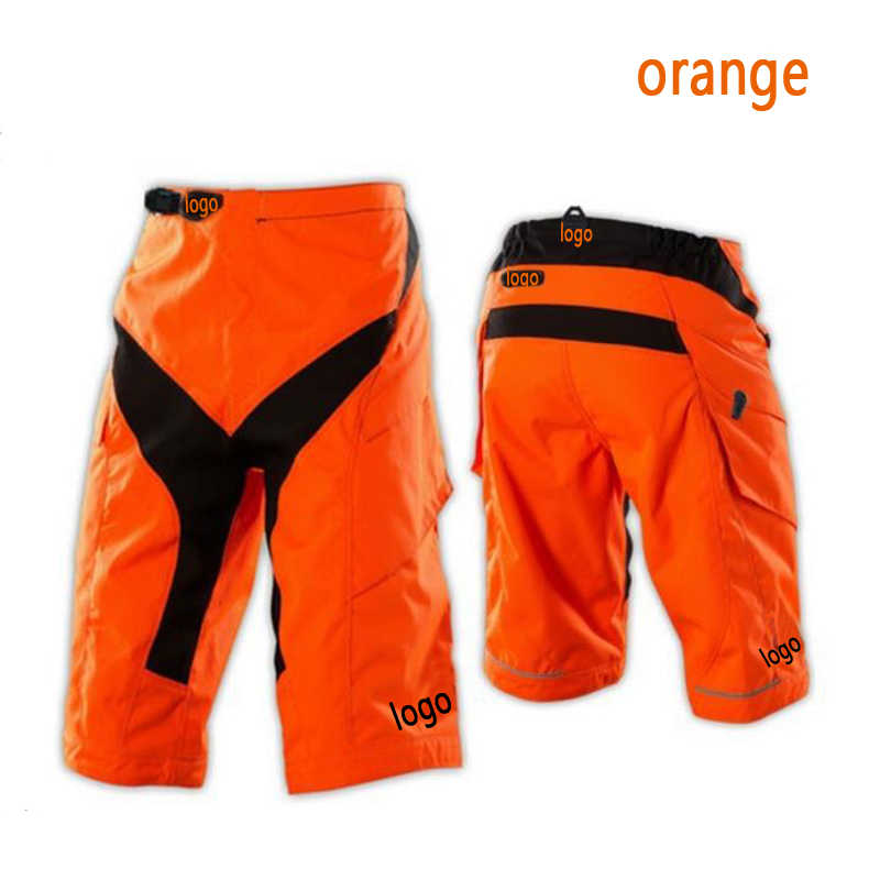 Multi-color MTB Shorts Rappelling Summer Motocross Racing Mountain Bike Short Bicycle Wear-resistant Sports Downhill Shorts