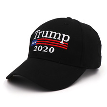 2020 New Trump Hat Caps Embroidery Letter America Great Base